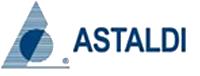 Логотип компани «Astaldi»