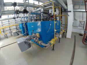 Газопровод высокого и среднего давления