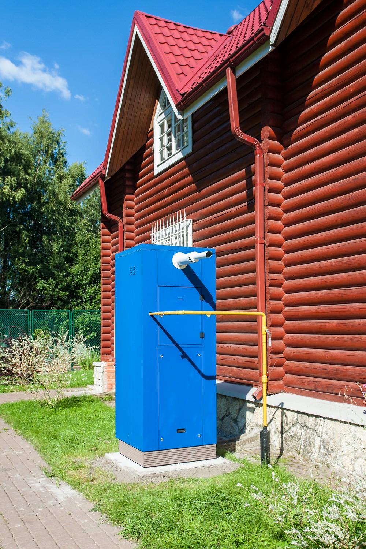 газификация коттеджного поселка в Парголово