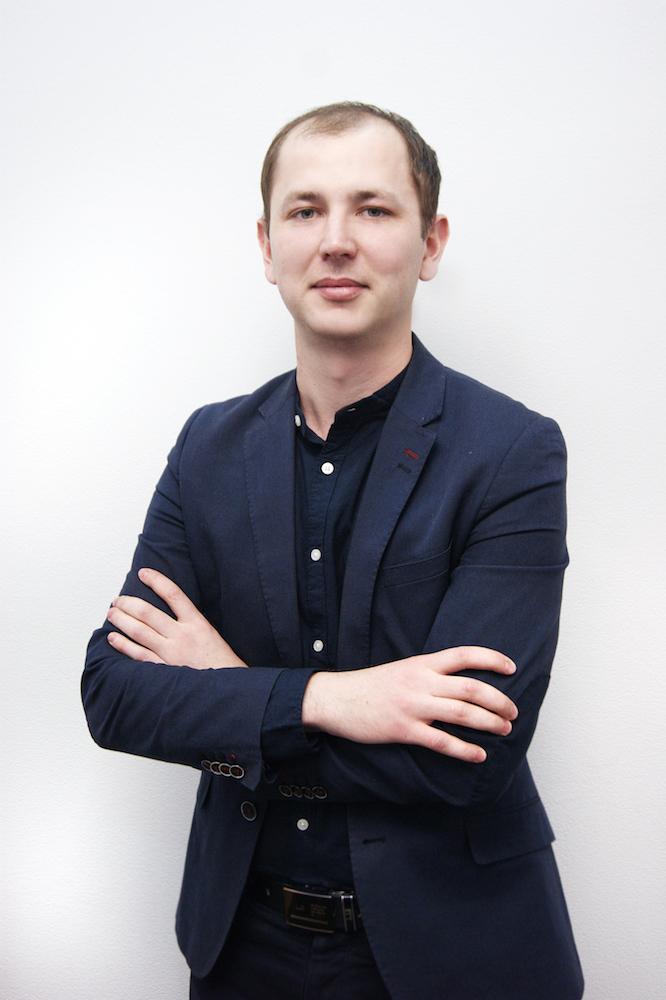 Инженер-проектировщик Руслан Романов