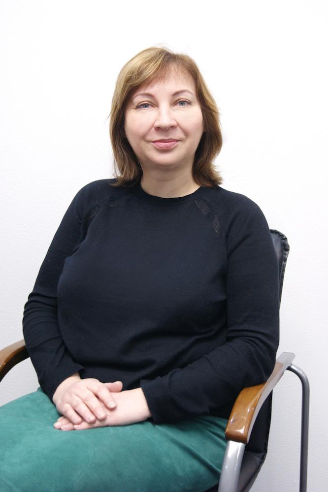 Ведущий инженер Татьяна Сафонова